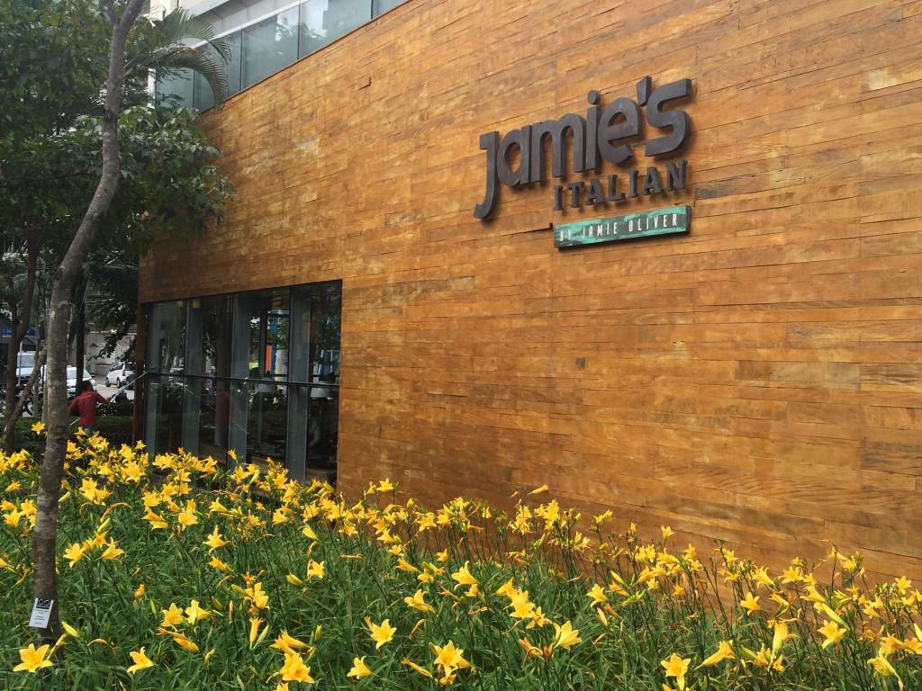 Um passeio pelo Jamie's Italian em São Paulo - gordelícias