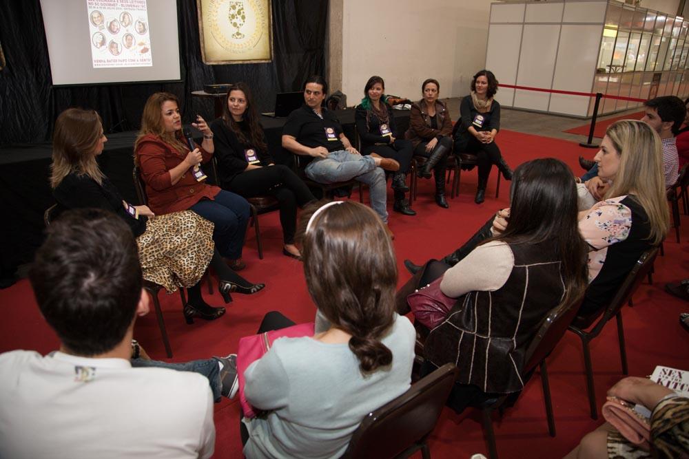 Foto do Encontro de Blogueiros de 2014.