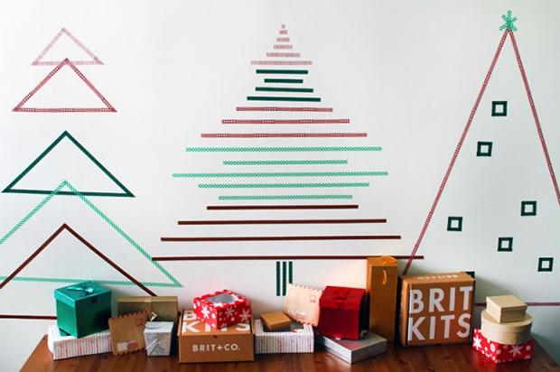Decoração de Natal DIY - Follow The Colours