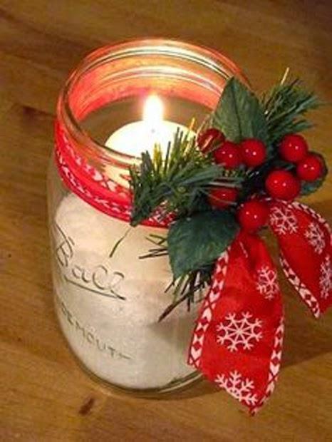 Decorando a casinha pro Natal. Mais em http://gordelicias.biz.