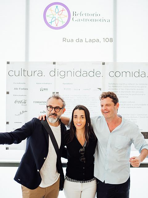 Refettorio Gastromotiva: alimento e dignidade no Rio de Janeiro