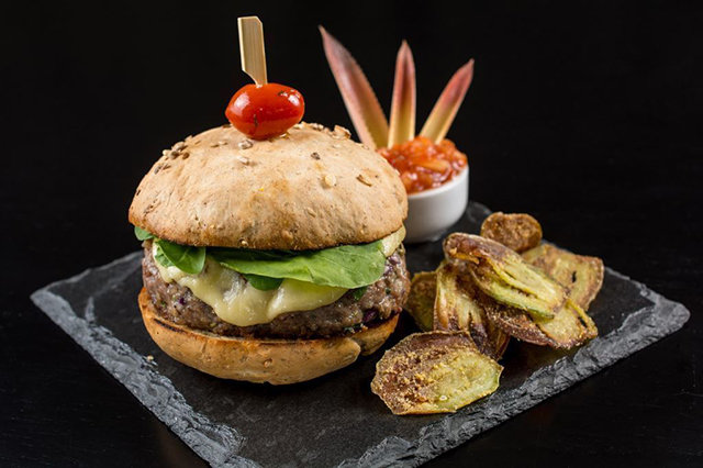 UOL Burger Fest - Cota 200