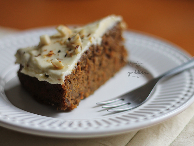 Carrot Cake | Gordelícias