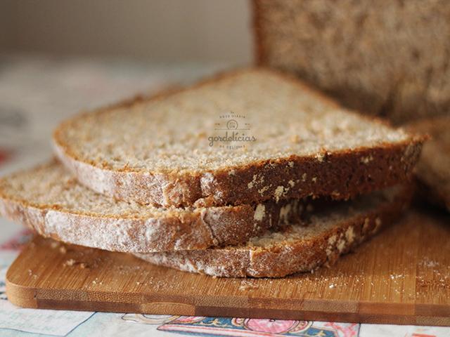 Pão Integral na Máquina de Pão