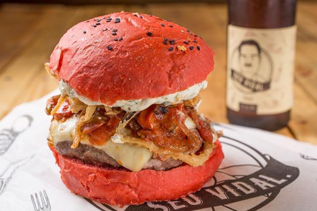 UOL Burger Fest - Seu Vidal
