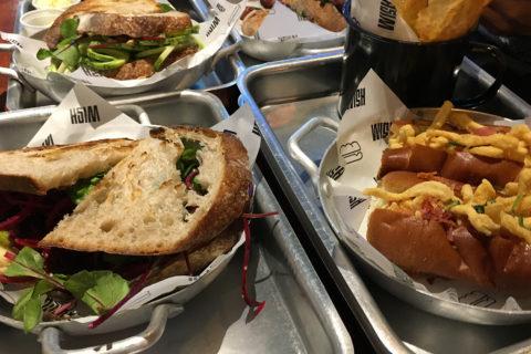 The Sanduwish Shop. Conheça a sanduicheria que está encantando todo mundo no Rio de Janeiro! Post completo em http://gordelicias.biz