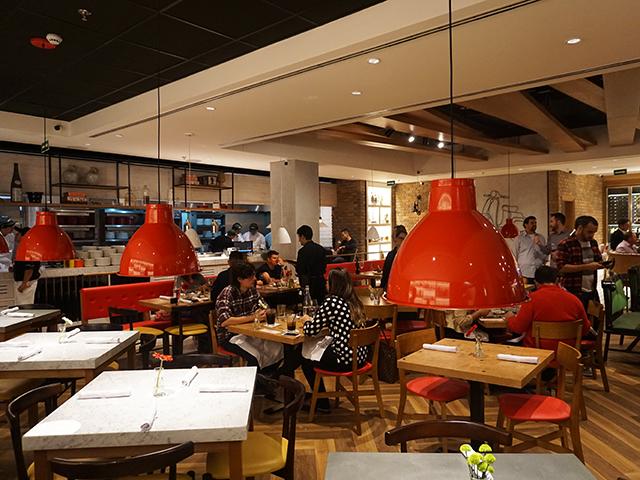 Abbraccio Cucina Italiana inaugura sua primeira unidade no Rio de Janeiro. Saiba mais em https://gordelicias.biz/.