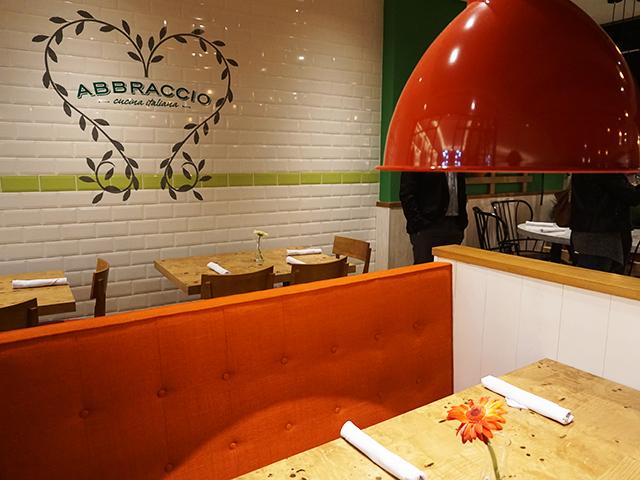 Abbraccio Cucina Italiana inaugura sua primeira unidade no Rio de Janeiro. Saiba mais em http://gordelicias.biz.