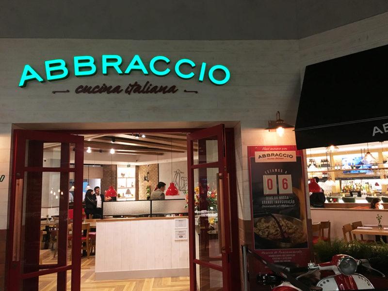 Abbraccio Cucina Italiana inaugura sua primeira unidade no Rio de Janeiro. Saiba mais em http://142.93.187.123.