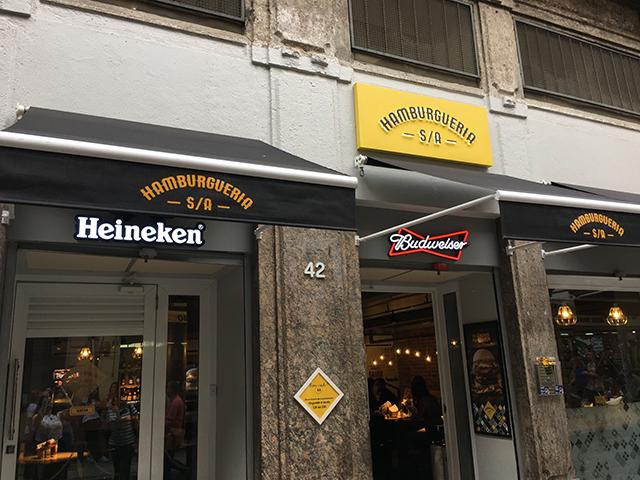 Conheça a Hamburgueria S/A no Centro do RJ. Mais em http://gordelicias.biz.