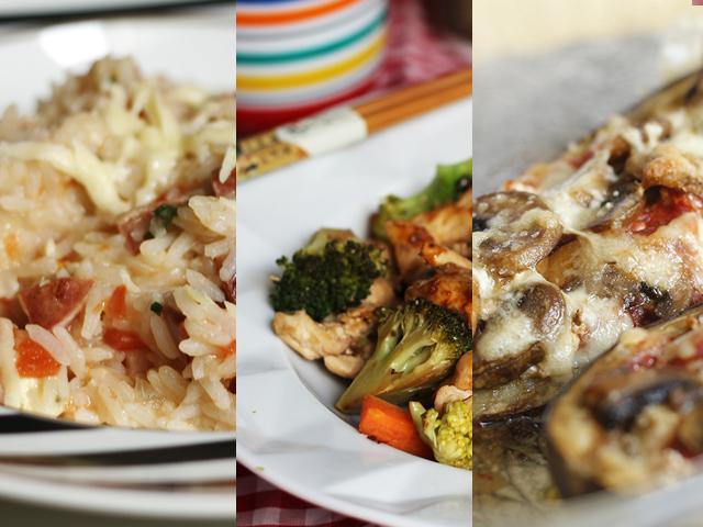 10 receitas fáceis para um jantar rápido :: Raquelícias