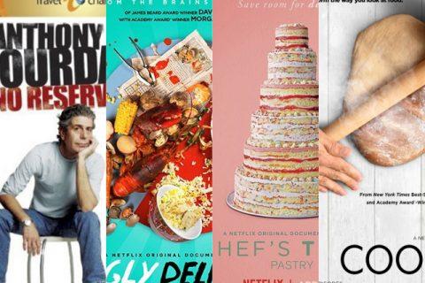 Confira a nossa lista de 10 filmes e séries de gastronomia para assistir. Matéria completa em http://gordelicias.biz.