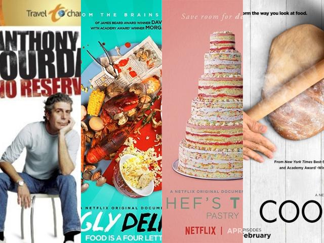 Confira a nossa lista de 10 filmes e séries de gastronomia para assistir. Matéria completa em https://gordelicias.biz/.