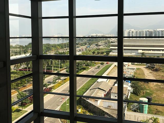 Onde se hospedar no Rio de Janeiro: Hilton Barra Rio :: post completo em http://gordelicias.biz
