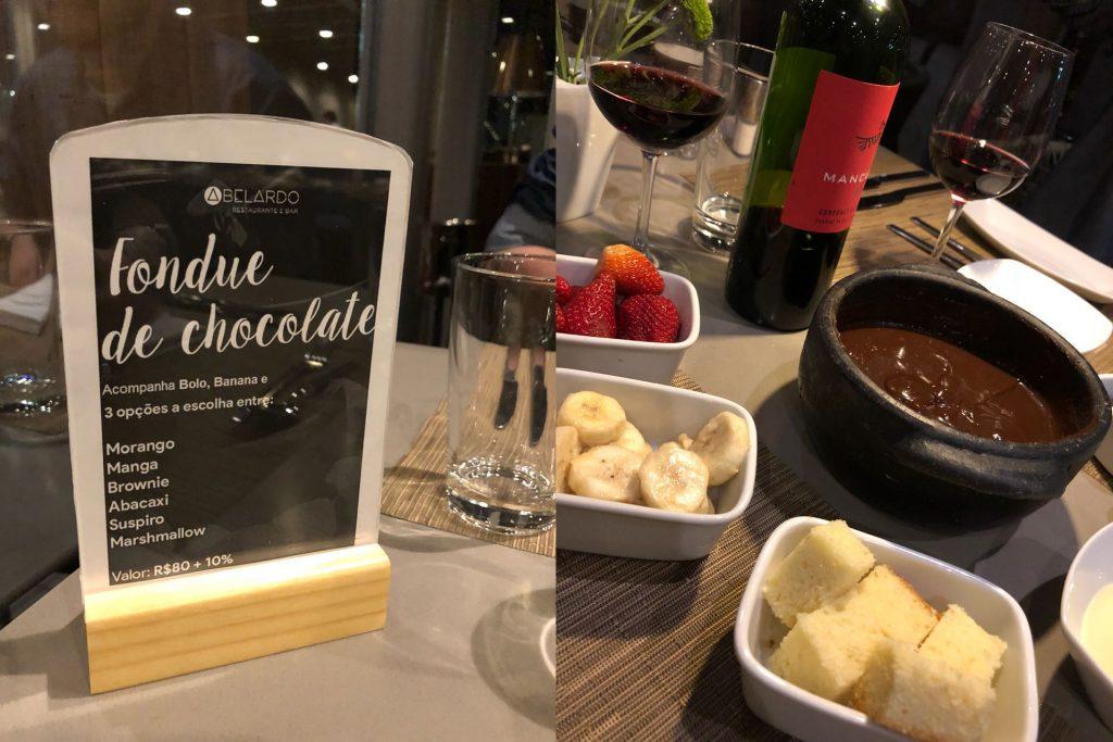 Hilton Barra promove Temporada de Fondue