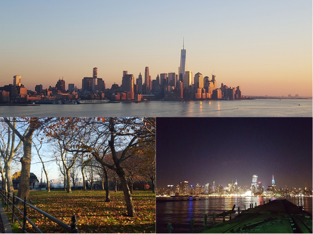Conhecendo Hoboken - Nova Jersey - NY. Post completo em https://gordelicias.biz/.