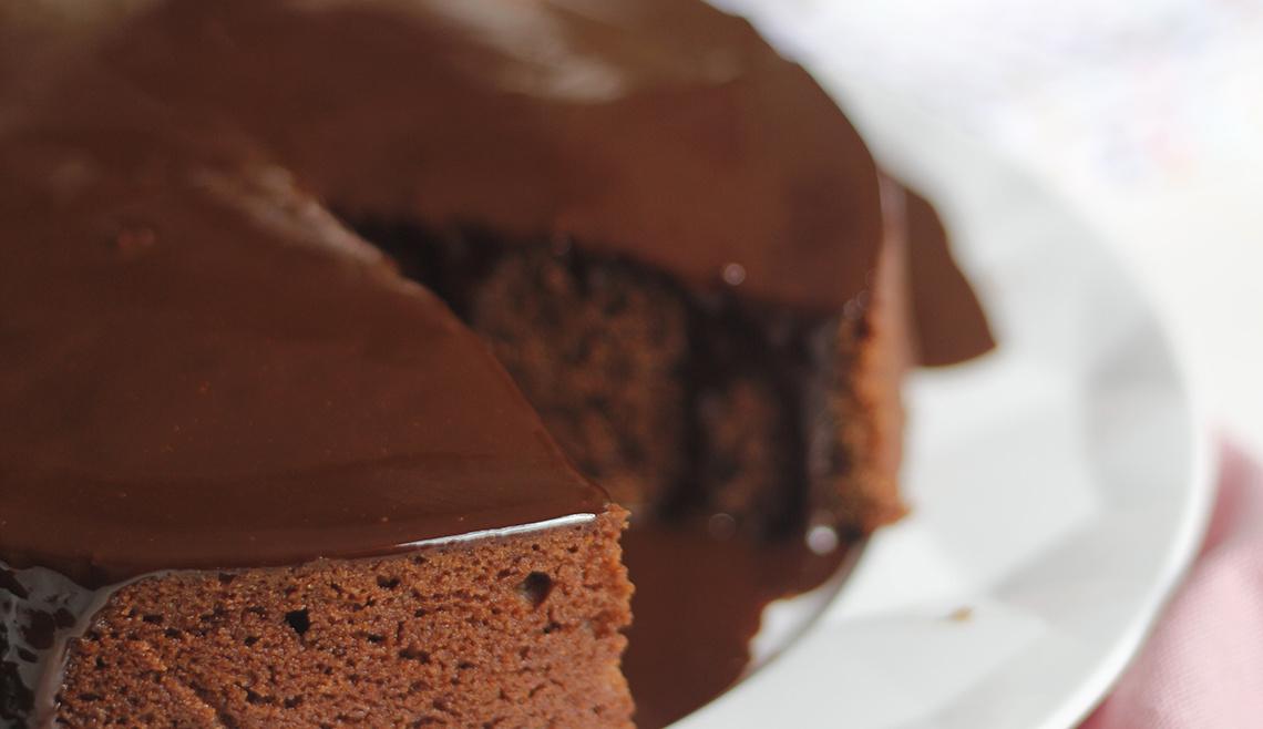 Bolo de Chocolate Perfeito :: Raquelícias