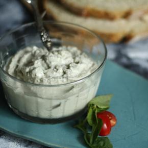 Pasta de Gorgonzola e Feijão Branco :: Raquelícias